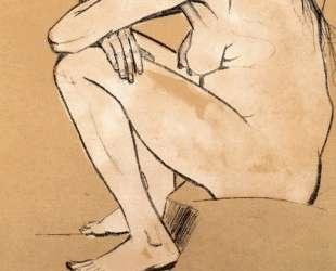Sorrow — Винсент Ван Гог
