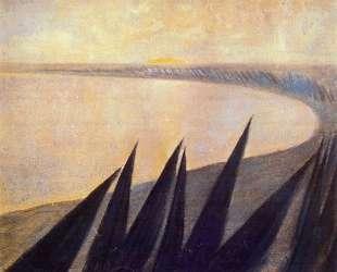 Грусть (I) — Микалоюс Чюрлёнис