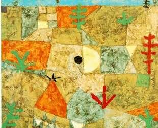 Southern gardens — Пауль Клее