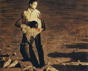 Southern Justice (Murder in Mississippi) — Норман Роквелл