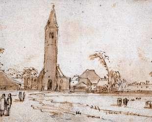 Spaarnwoude — Эсайас ван де Вельде