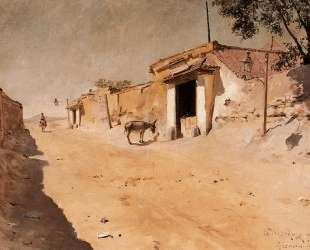 Spanish Village — Уильям Меррит Чейз