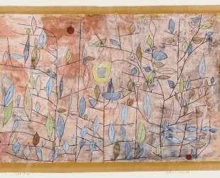 Sparse foliage — Пауль Клее