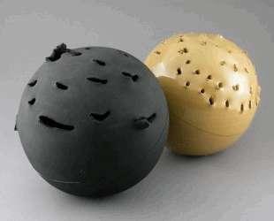 Sphere — Лучо Фонтана
