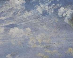 Весенние облака. Этюд — Джон Констебл
