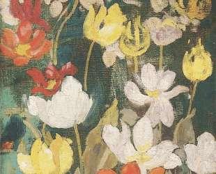 Spring Flowers — Морис Прендергаст