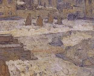 Сквер перед Музеем изящных искусств в Москве — Василий Суриков