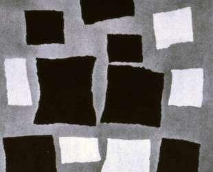 Случайно упорядоченные квадраты или прямоугольники — Жан Арп