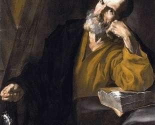 St. Andrew — Хосе де Рибера