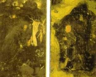 Св. Антоний, Св. Эгидий — Иероним Босх