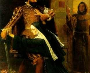 St. Bartholemew's Day — Джон Эверетт Милле