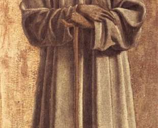 Св. Бенедикт — Пьеро делла Франческа