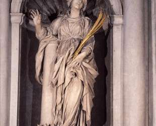 Св. Бибиана — Джан Лоренцо Бернини