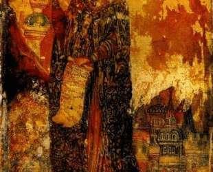 Св. Екатерина — Павел Филонов