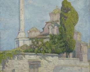 The Church of Ayia Aikaterini, Thessaloniki — Константин Малеас