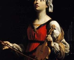 St Cecilia — Гвидо Рени