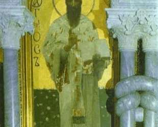 St. Cyril — Михаил Врубель