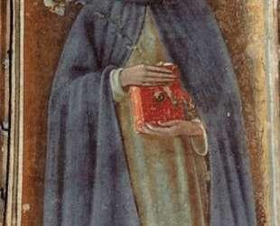 Св. Доминик — Паоло Уччелло