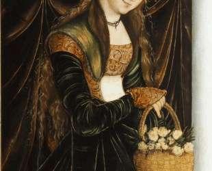 Св. Доротея — Лукас Кранах Старший
