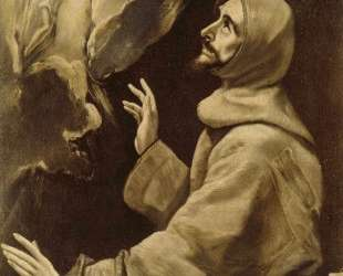 St. Francis Receiving the Stigmata — Джотто