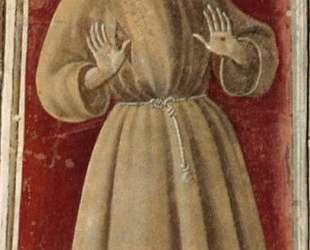 Св. Франциск — Пьеро делла Франческа