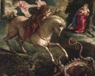 St George — Тинторетто