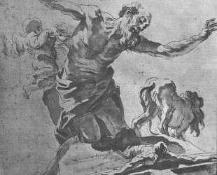 Св. Иероним — Джан Лоренцо Бернини