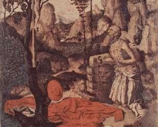 Кающийся святой Иероним — Антонелло да Мессина