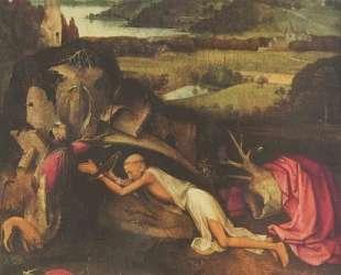 Св. Иероним молится — Иероним Босх