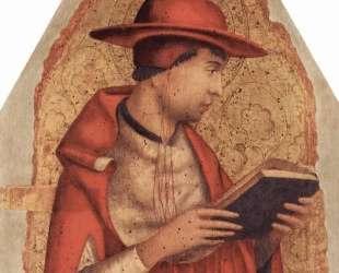 Святой Иероним — Антонелло да Мессина