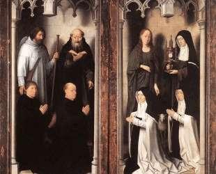 Алтарь Св. Иоанна — Ганс Мемлинг