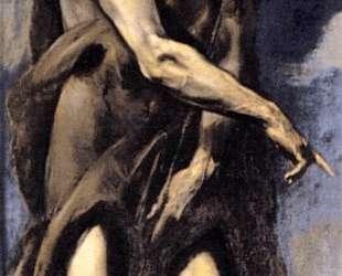 Иоанн Креститель — Эль Греко