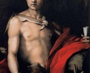 St. John the Baptist — Андреа дель Сарто