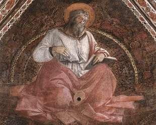 St. John the Evangelist — Филиппо Липпи