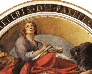 Иоанн Богослов — Корреджо