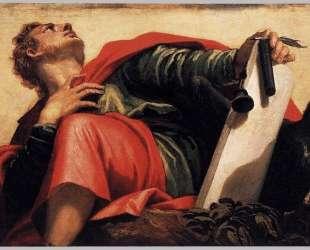 St John the Evangelist — Паоло Веронезе