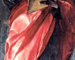 Иоанн Богослов — Эль Греко