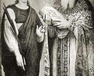 Св. Юлиана — Владимир Боровиковский