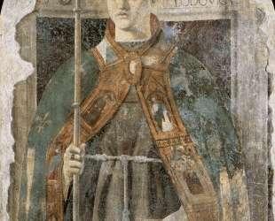 Св. Людовик — Пьеро делла Франческа