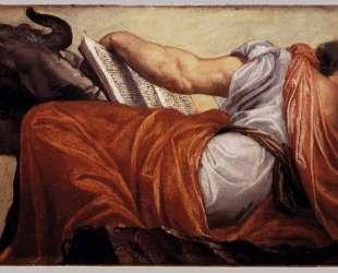 St Luke — Паоло Веронезе
