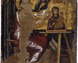 Св. Лука рисует Деву Марию — Эль Греко