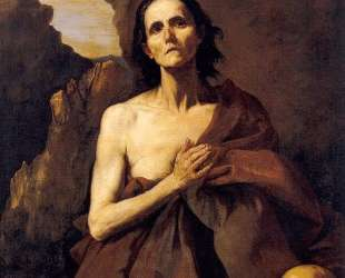 St. Mary of Egypt — Хосе де Рибера