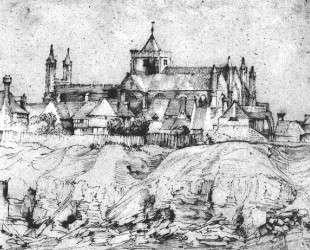 Церковь Святой Марии в Рае, Англия — Антонис ван Дейк