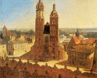 St. Mary's church — Ян Матейко