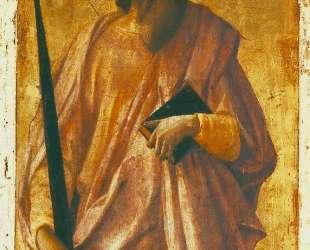 St. Paul — Мазаччо
