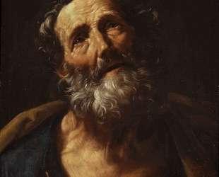 St. Peter Penitent — Гвидо Рени