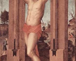 St. Quintinus — Джакопо Понтормо