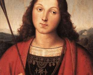 St. Sebastian — Рафаэль Санти
