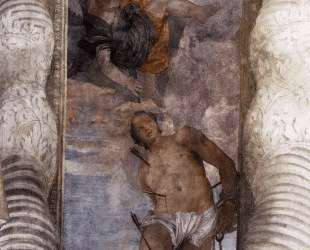 St Sebastian — Паоло Веронезе