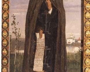 St. Sergiy Radonezhskiy — Виктор Васнецов